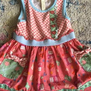 Matilda Jane Size 2 outfit. GUC.